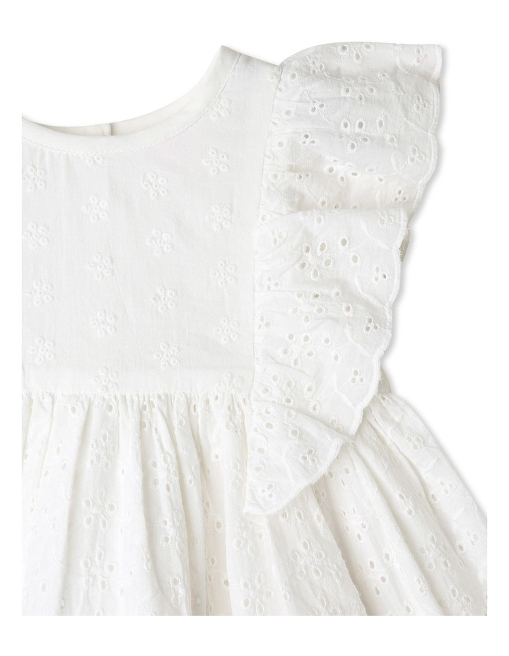 Evie Broderie Dress image 2