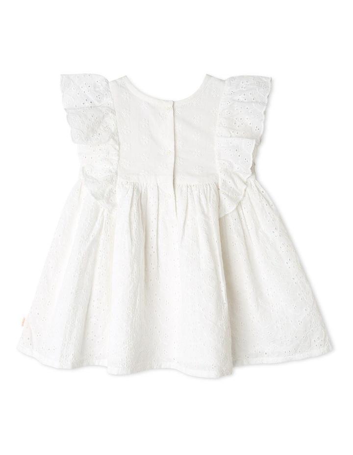 Evie Broderie Dress image 3
