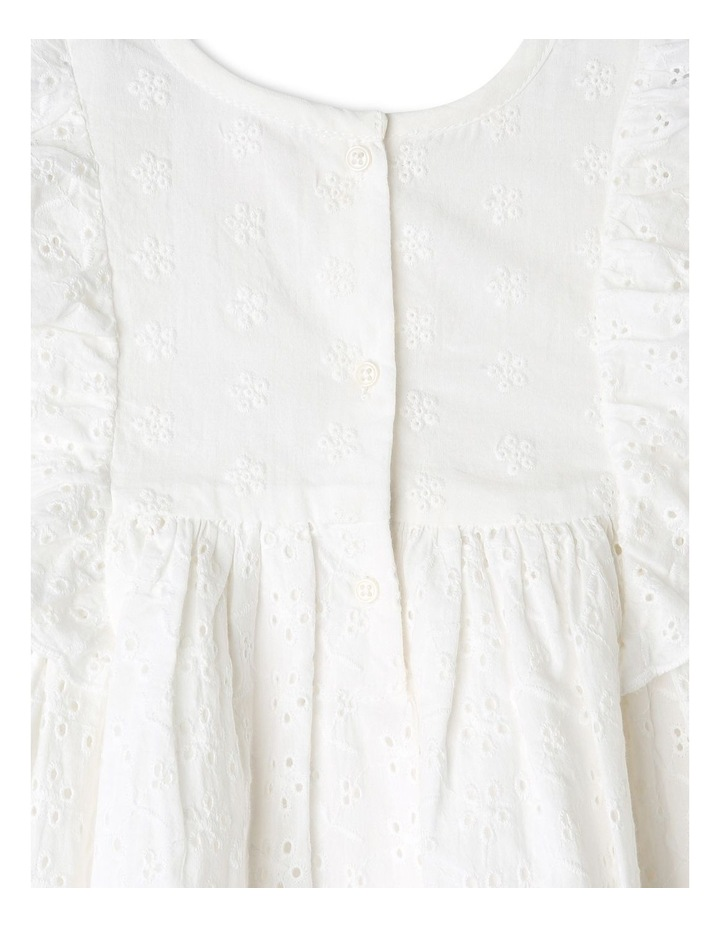 Evie Broderie Dress image 4