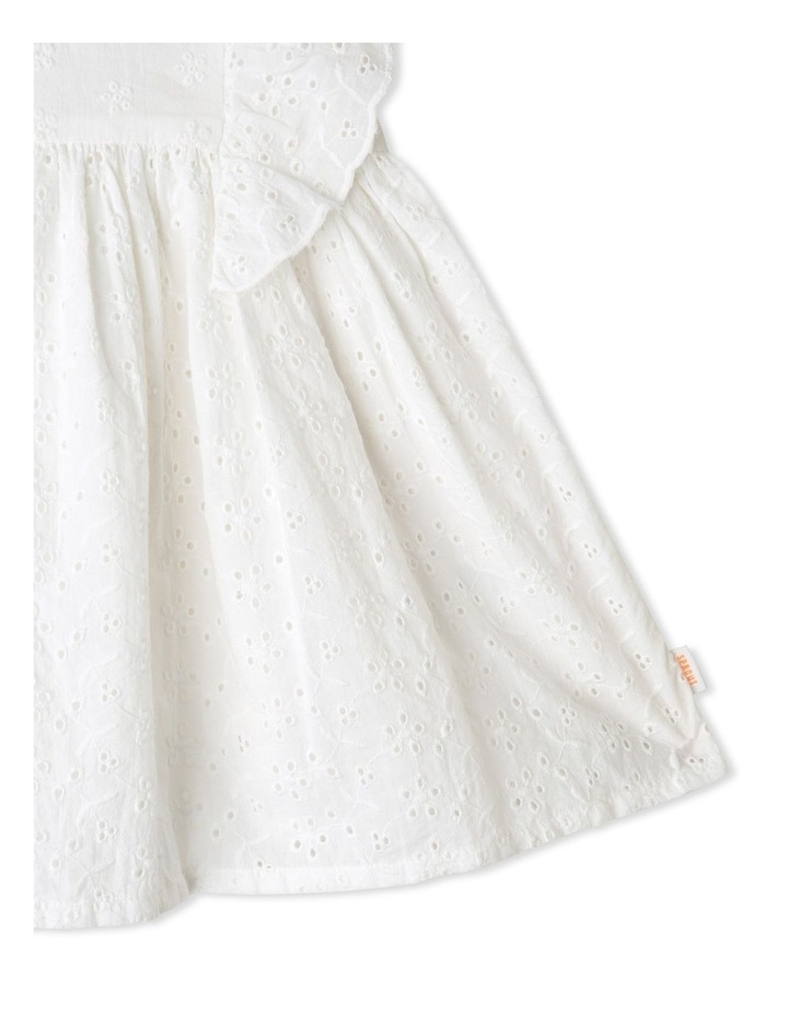 Evie Broderie Dress image 5