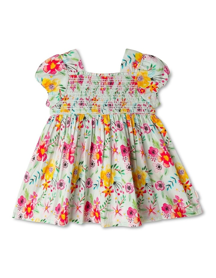 Tropicali Shirred Dress image 1
