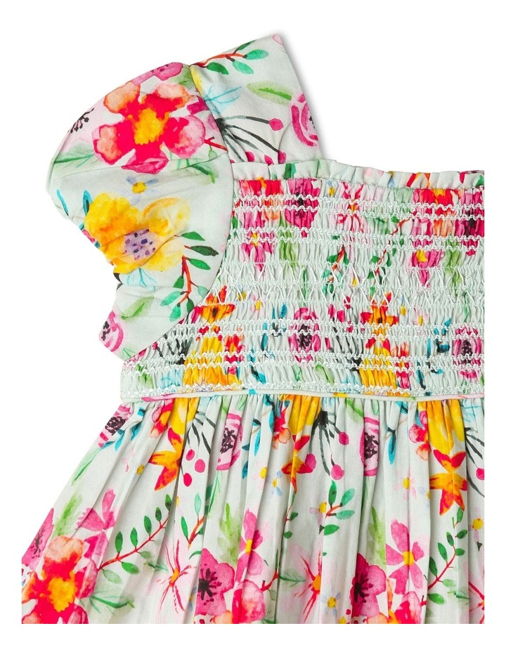 Tropicali Shirred Dress image 2