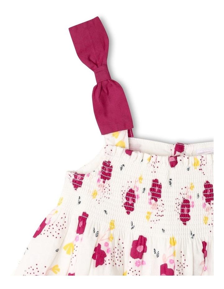 Amelie Shirred Dress image 2