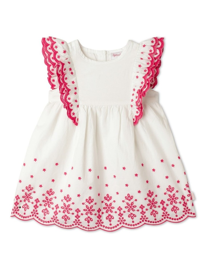 Estelle Broderie Dress image 1