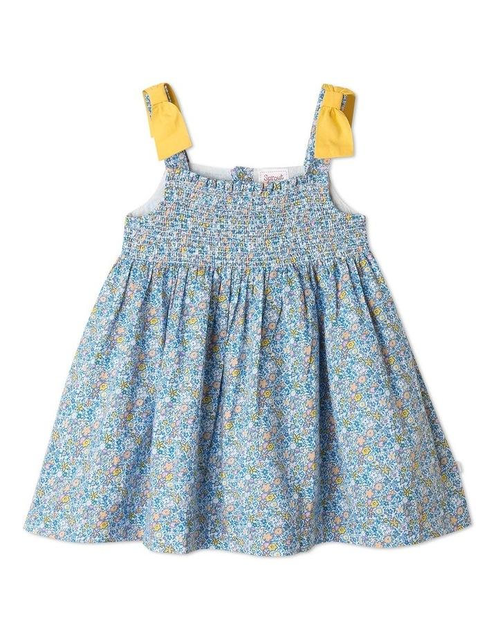 Amelie Shirred Dress image 1