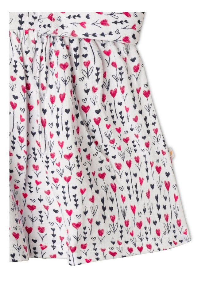 Georgia Broderie Frill Dress image 4
