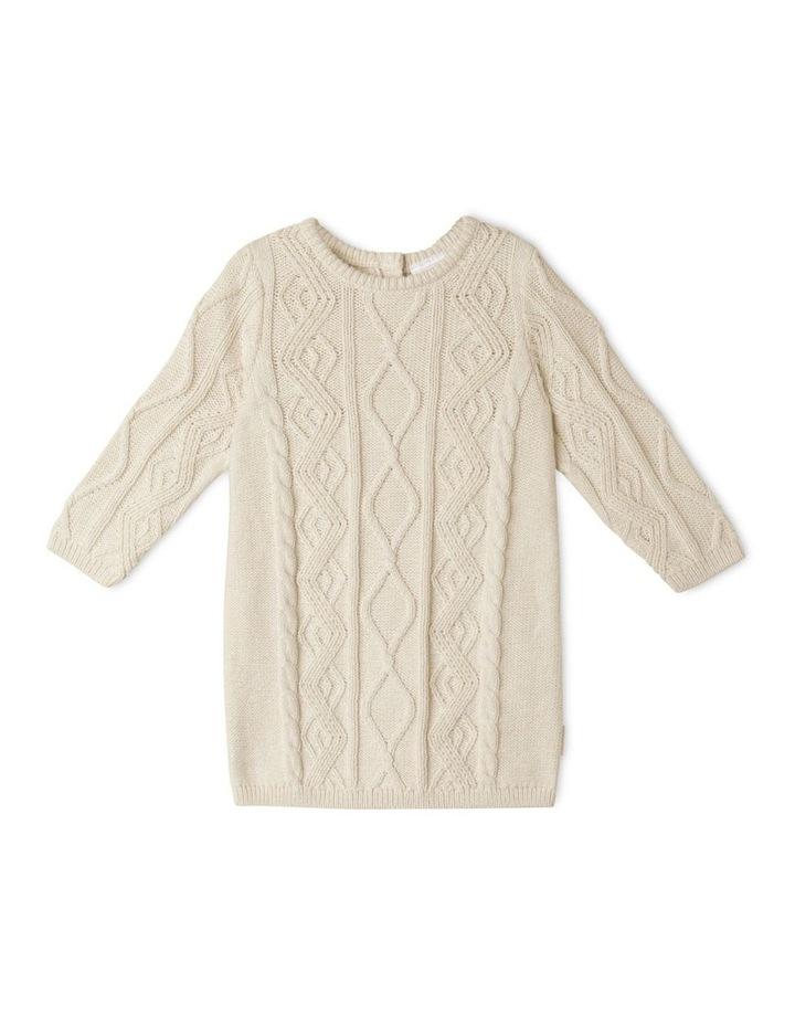 Eleni Knit Dress image 1