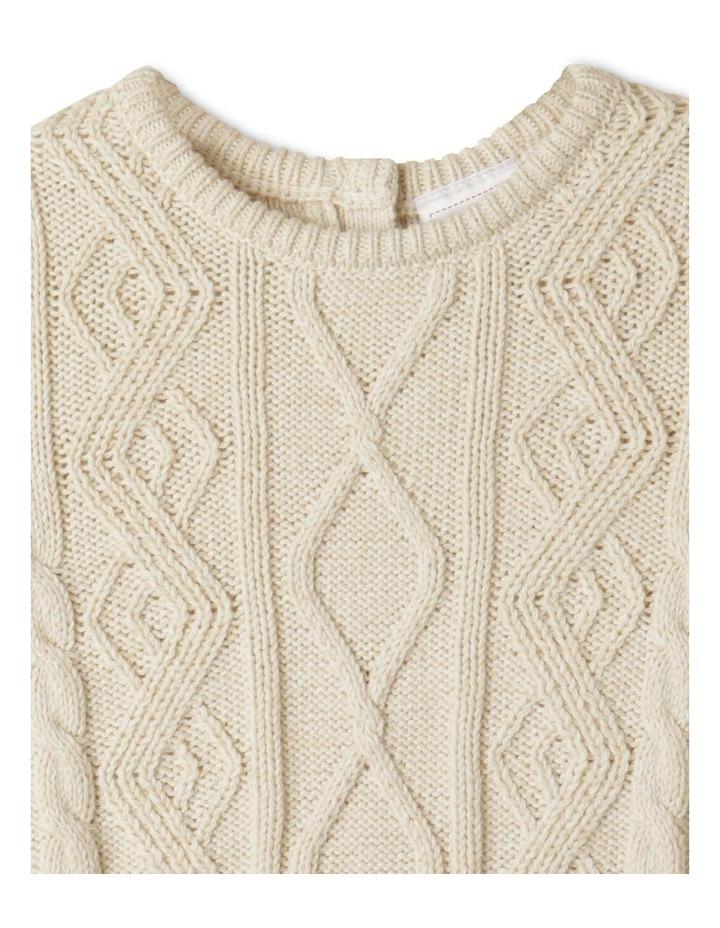 Eleni Knit Dress image 2