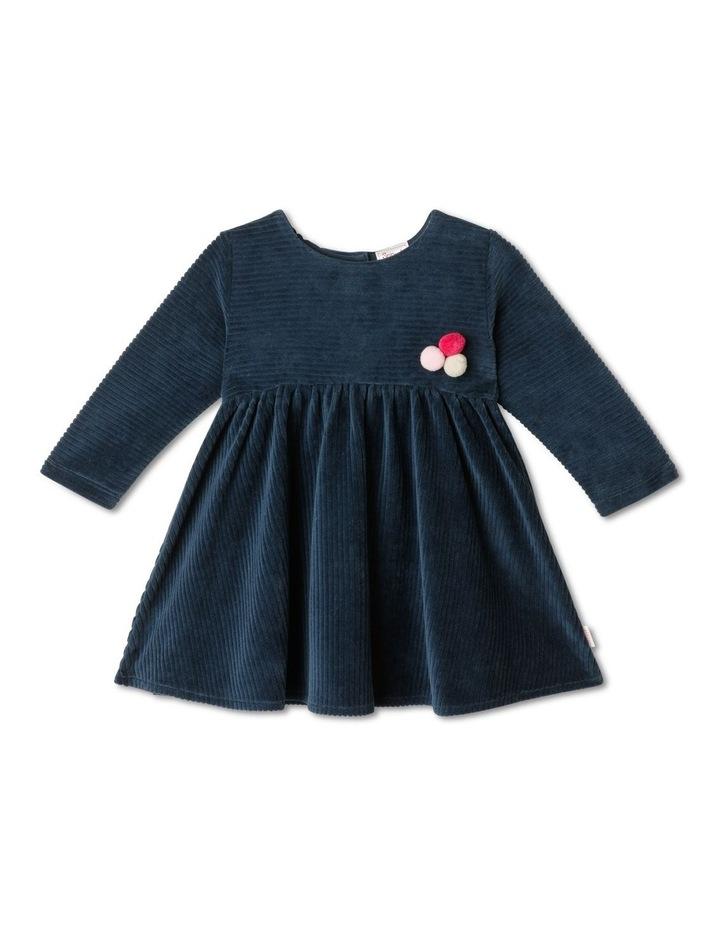 Gretchen Velour Cord Dress image 1