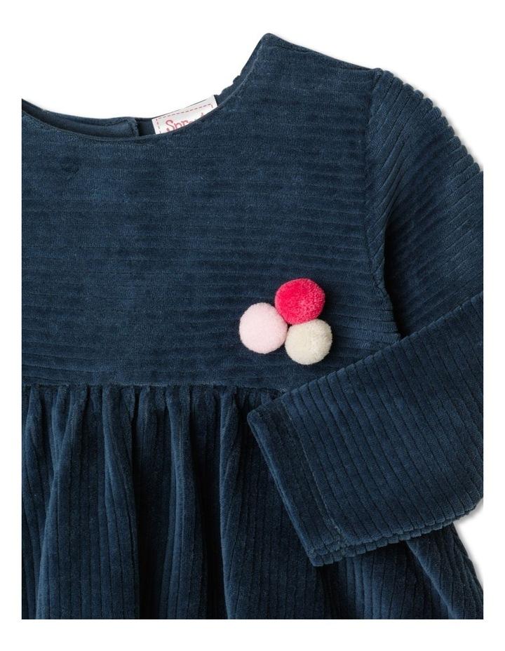 Gretchen Velour Cord Dress image 2
