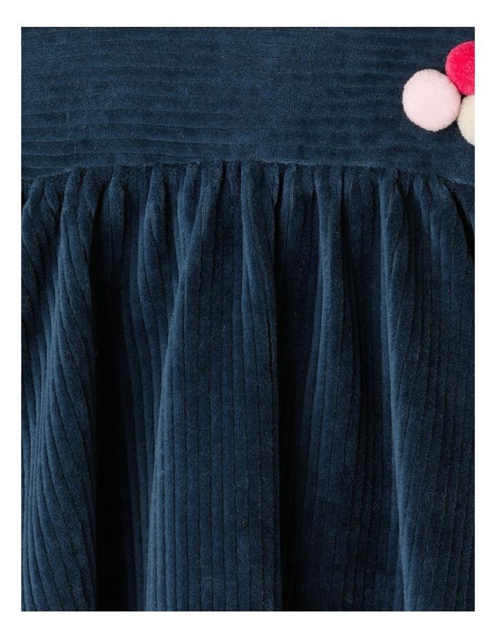 Gretchen Velour Cord Dress image 3