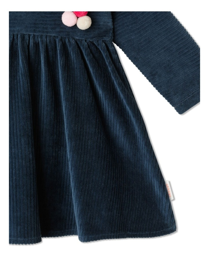 Gretchen Velour Cord Dress image 4