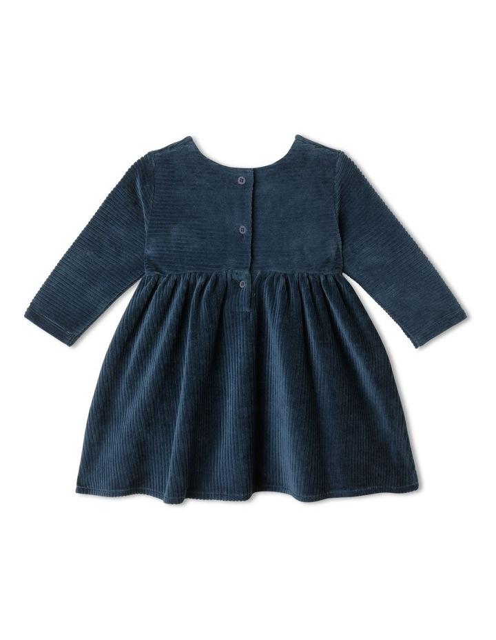 Gretchen Velour Cord Dress image 5