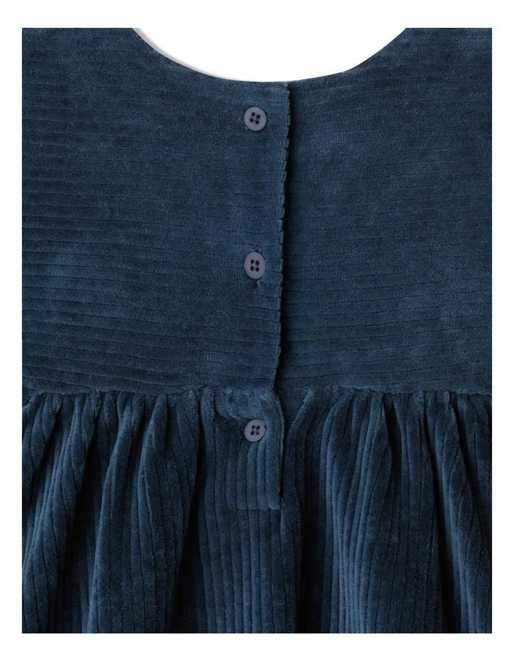 Gretchen Velour Cord Dress image 6