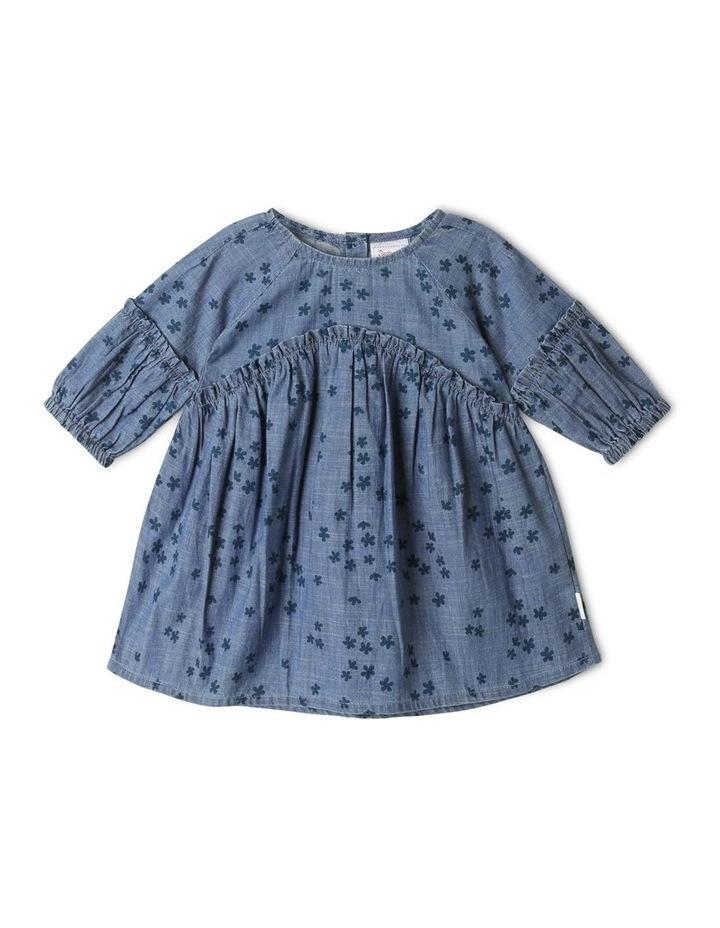Luna Denim Dress Chambray image 1