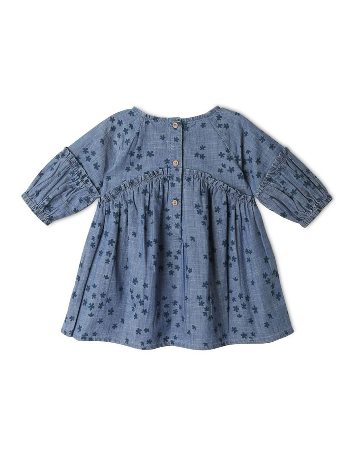 Luna Denim Dress Chambray image 5