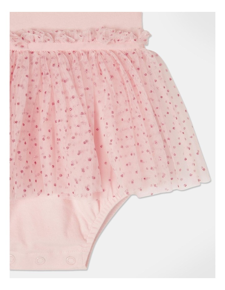 Tulle Bodysuit Dress image 4