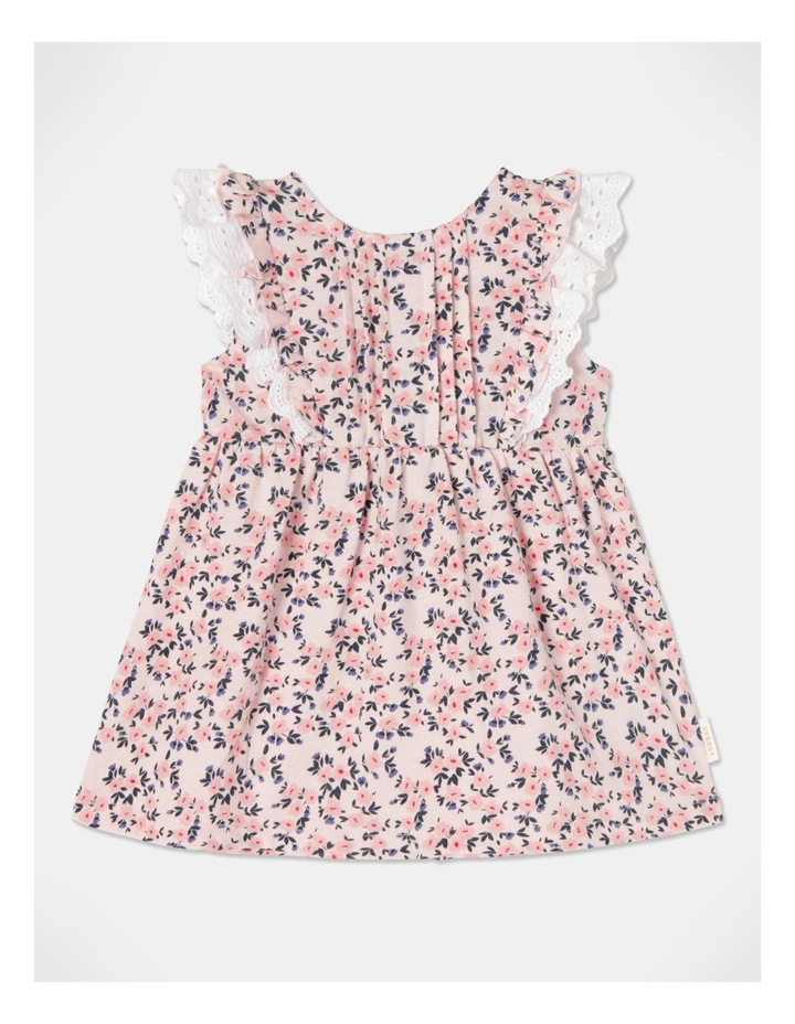 Broderie Floral Dress image 1