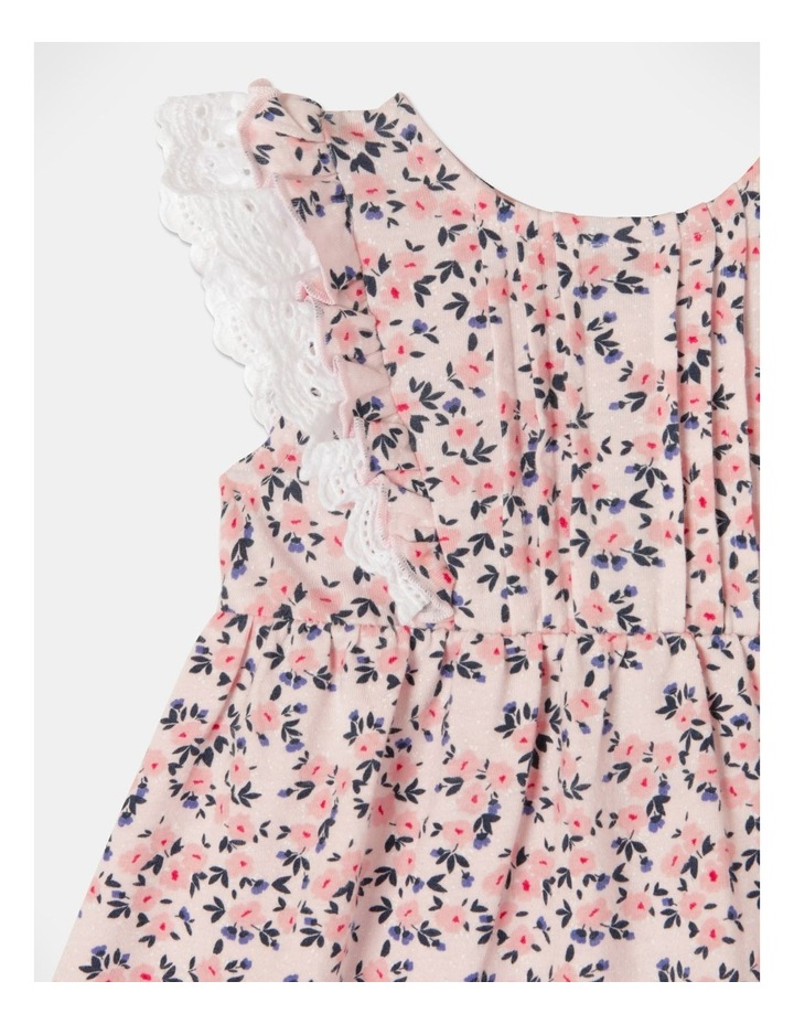 Broderie Floral Dress image 2
