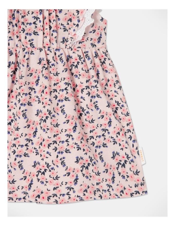 Broderie Floral Dress image 3