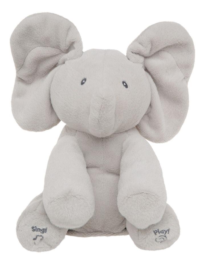 Peek-A-Boo Elephant image 1