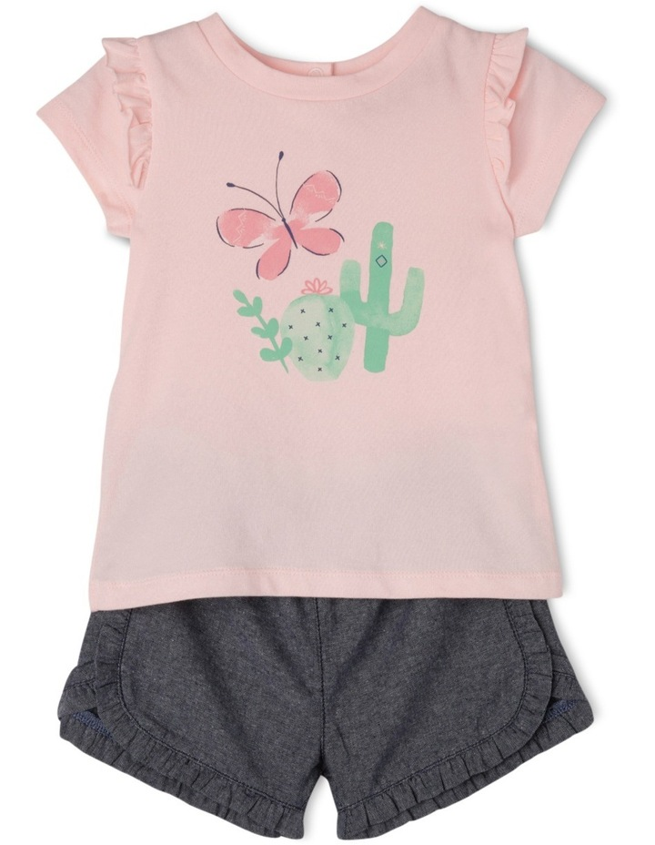 T-Shirt And Short Set image 1