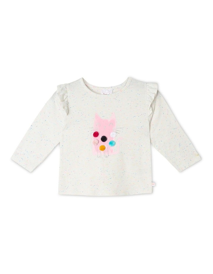Cat Jersey T-Shirt image 1