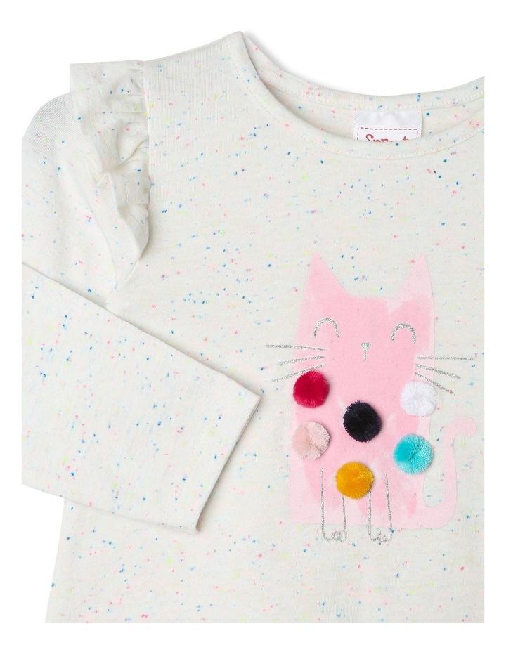 Cat Jersey T-Shirt image 2