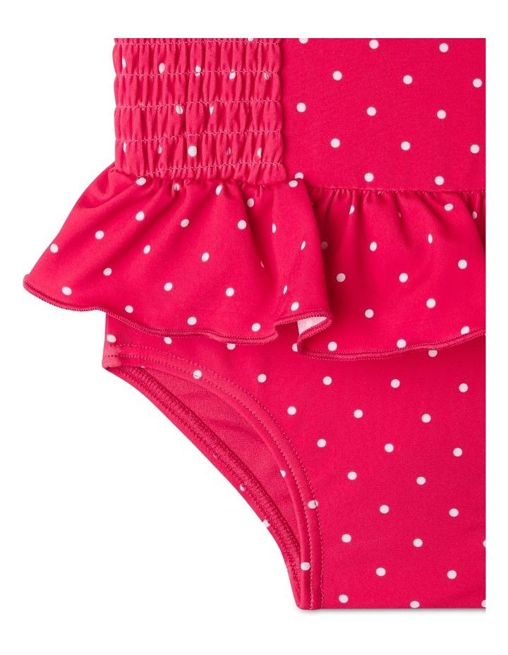 Alexa Shirred Swimsuit image 3