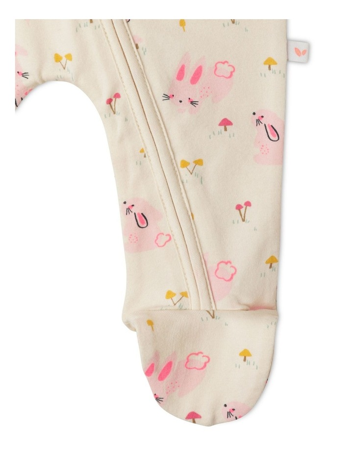 Organic Essential Bunny Field Coverall image 4