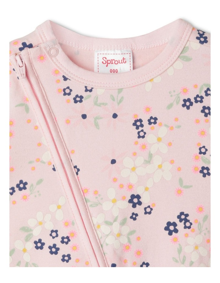 Organic Essential Floral Coverall image 2
