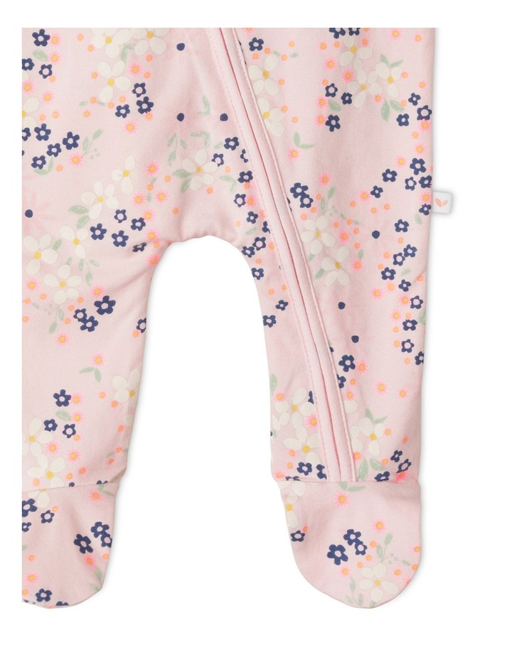 Organic Essential Floral Coverall image 4