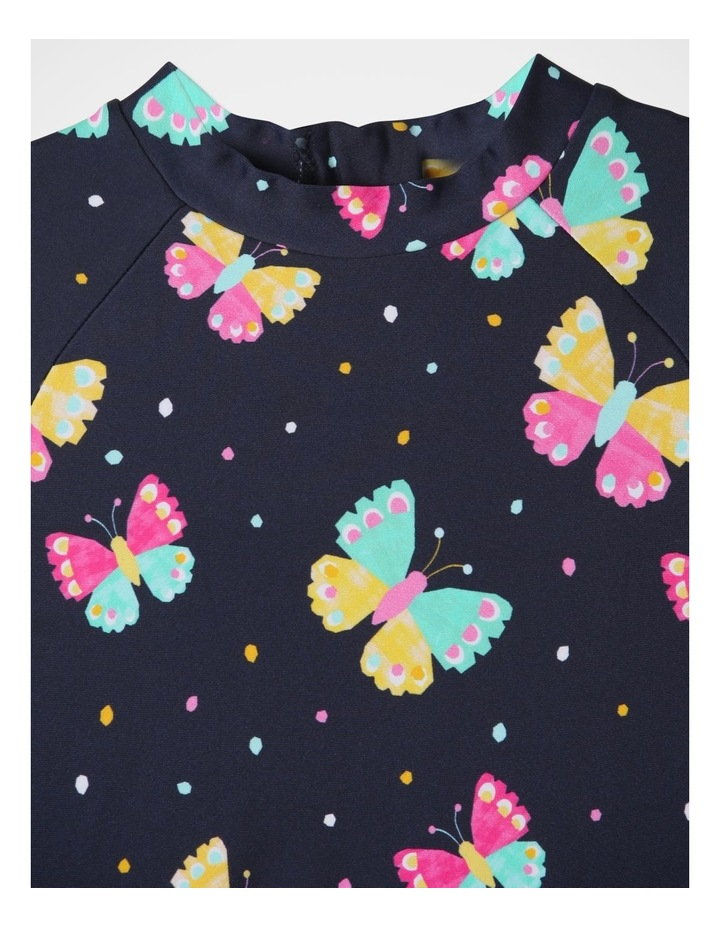 Butterfly Confetti Swimsuit Midnight image 3