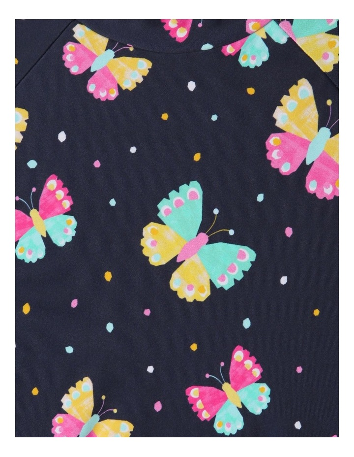 Butterfly Confetti Swimsuit Midnight image 6