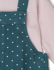 Sprout - Pinafore and Top Set