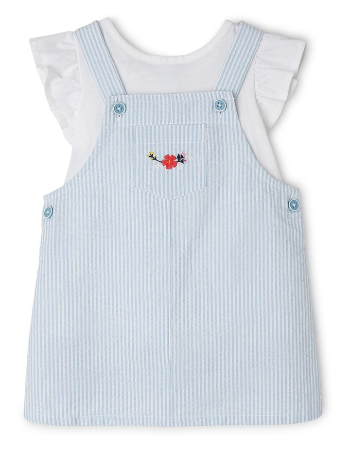 Girls Pinafore with Top image 1