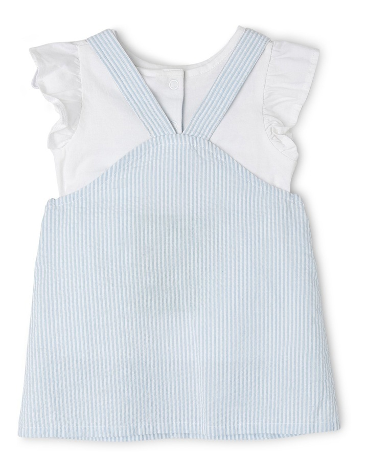 Girls Pinafore with Top image 2