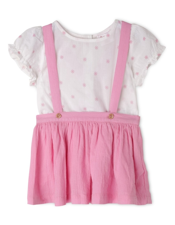 Girls Pinafore with Top Set image 1