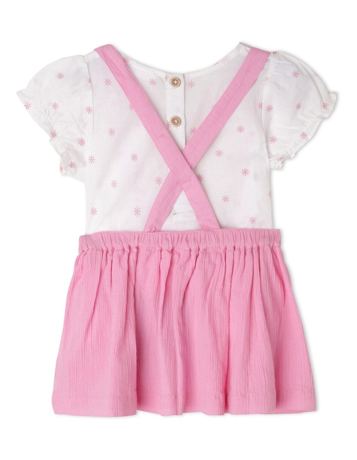 Girls Pinafore with Top Set image 2