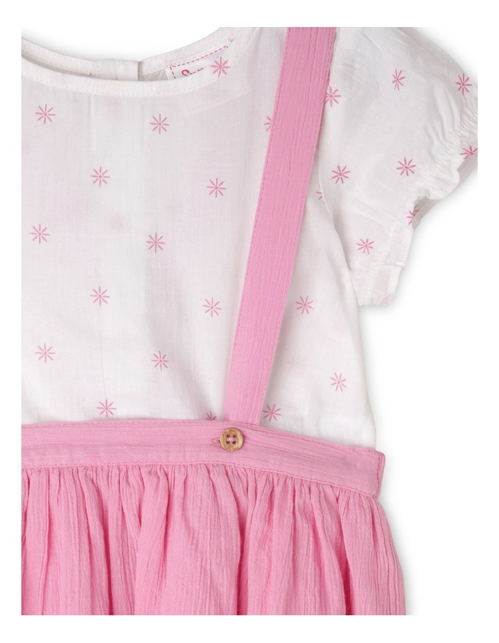 Girls Pinafore with Top Set image 4