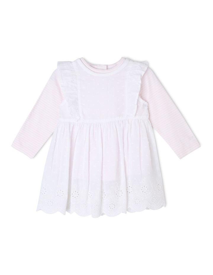 Broiderie Dress & Top Set image 1