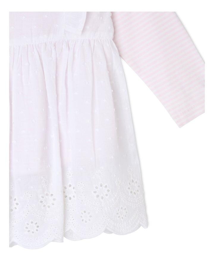 Broiderie Dress & Top Set image 3