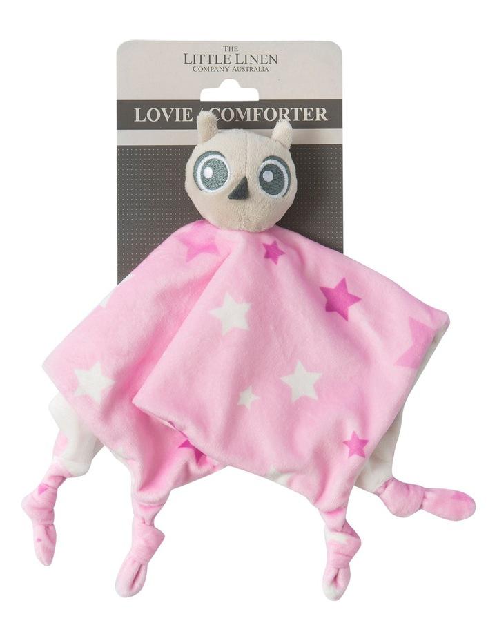 Lovie Comforter - Owl Star image 1