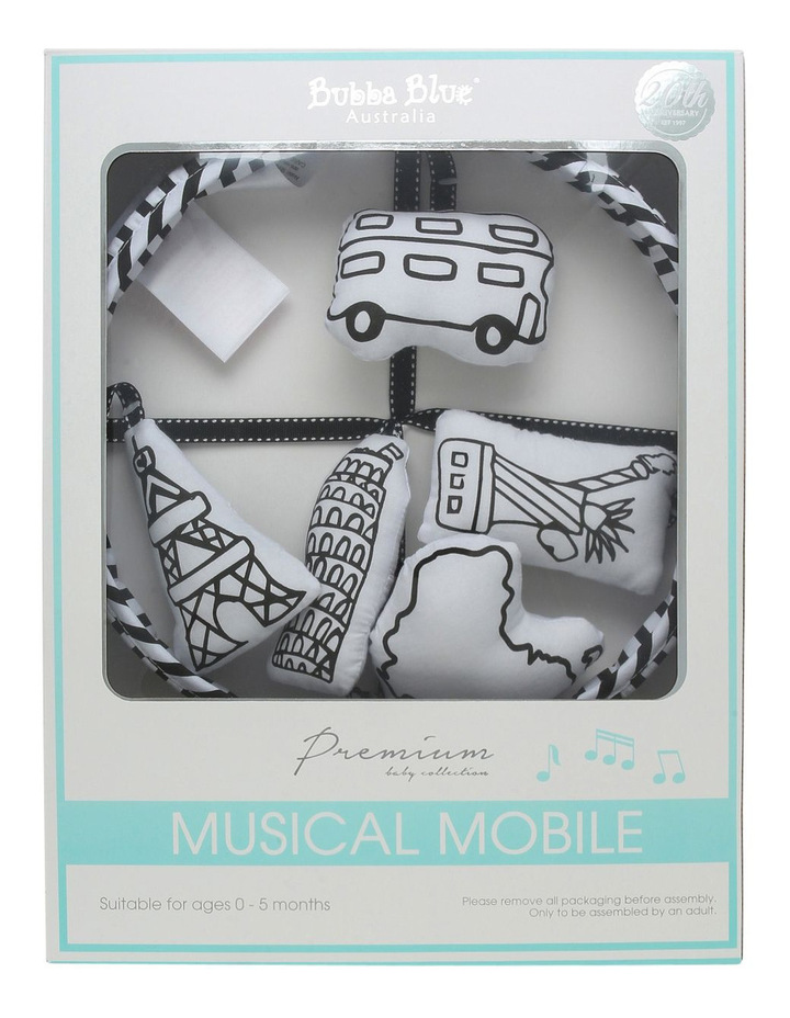 Musical Mobile image 1