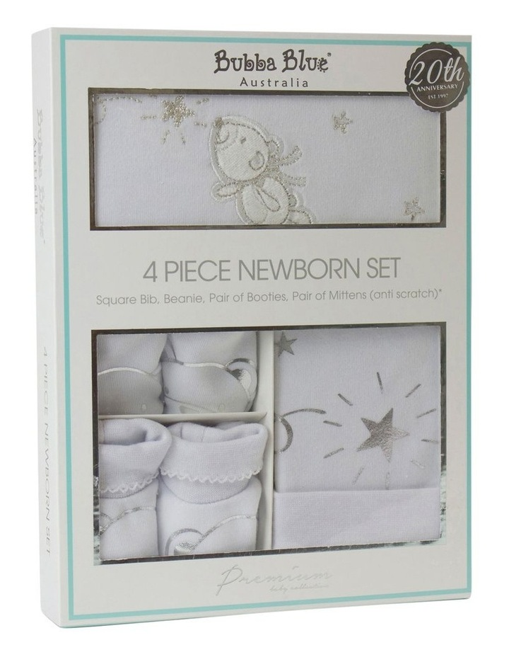 Wish Upon A Star 4 Piece Newborn Layette Gift Set image 1