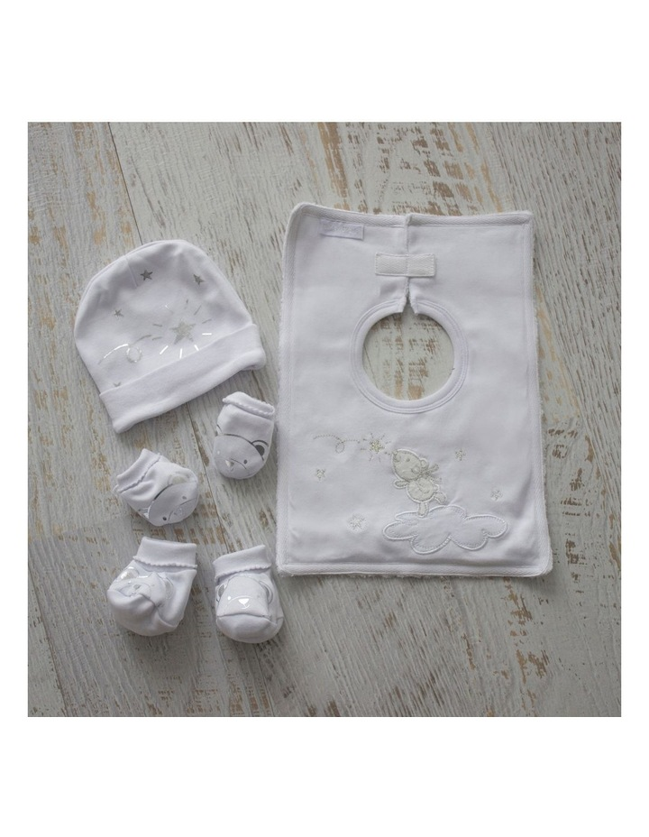 Wish Upon A Star 4 Piece Newborn Layette Gift Set image 2