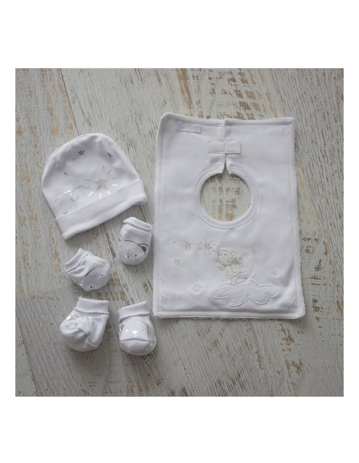 Wish Upon A Star 4 Piece Newborn Layette Gift Set image 6