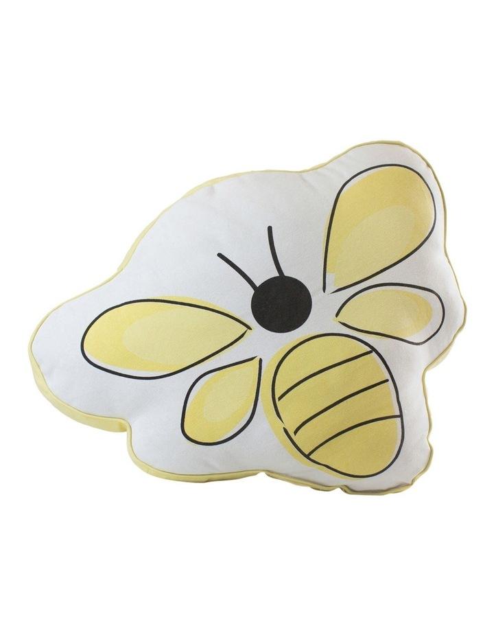 Bee Beautiful novelty cushion image 1