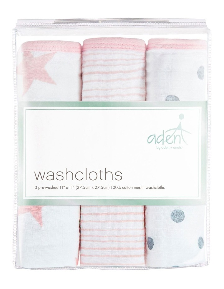 3pack washcloths image 1