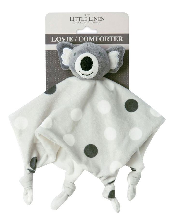 Little Linen Lovie/Comforter - Koala Spot image 1